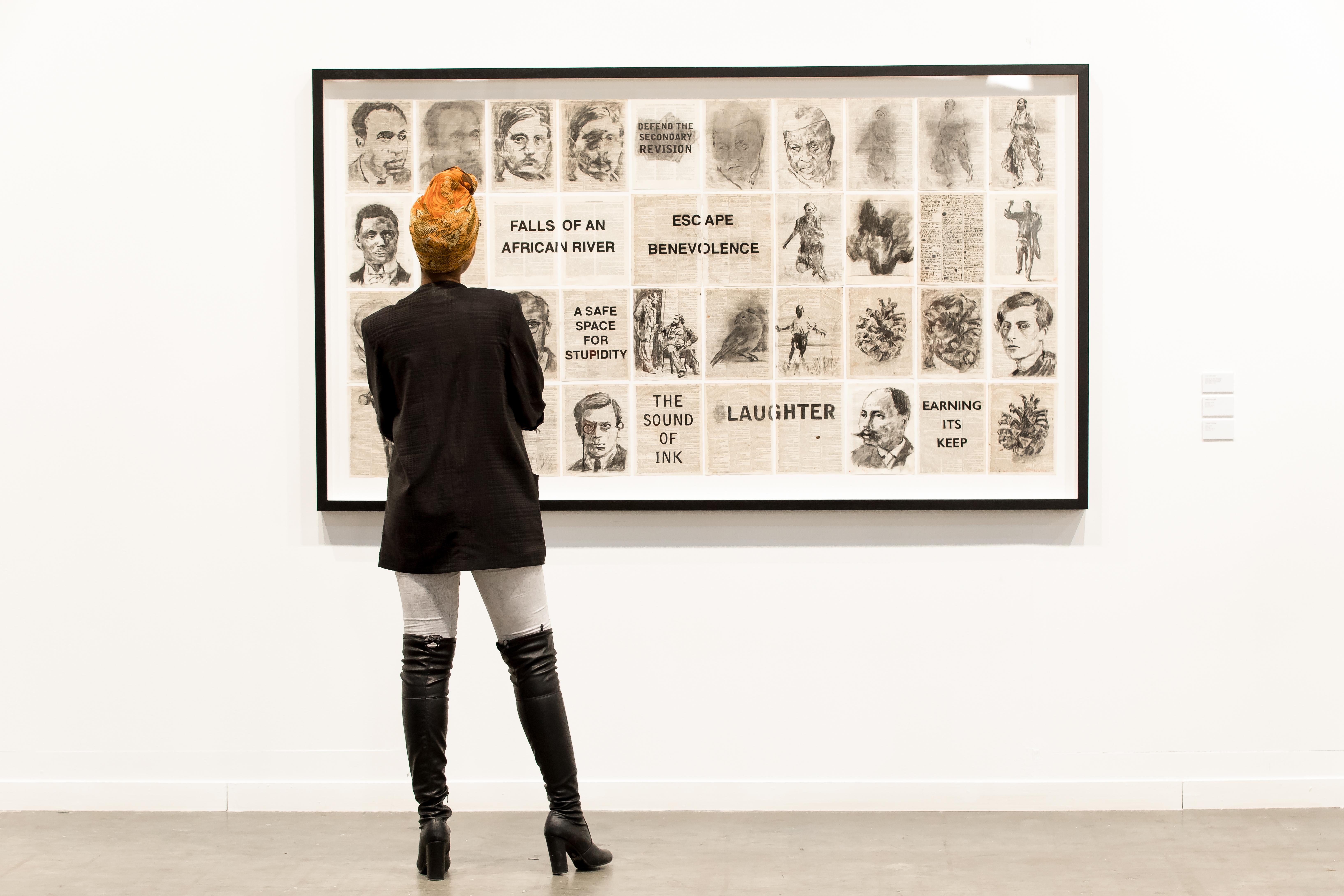 Goodman gallery william kentridge